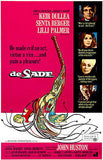 de Sade - 1969 - Movie Poster