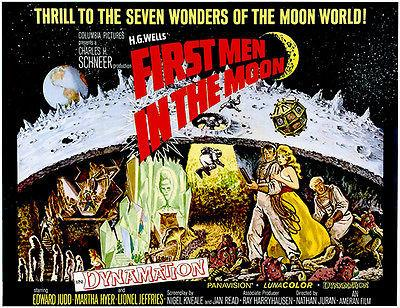 First Men In The Moon - 1964 - Movie Poster Mug