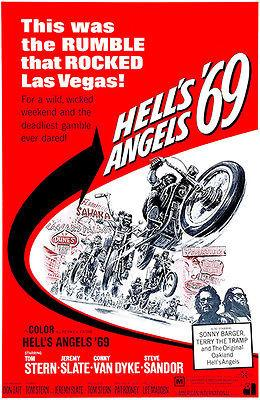 Hell's Angels '69 - 1969 - Movie Poster Mug