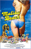 Malibu Beach - 1978 - Movie Poster