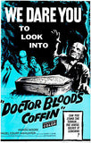 Doctor Blood's Coffin - 1961 - Movie Poster