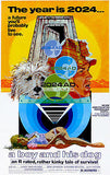 A Boy And His Dog - 1975 - Movie Poster