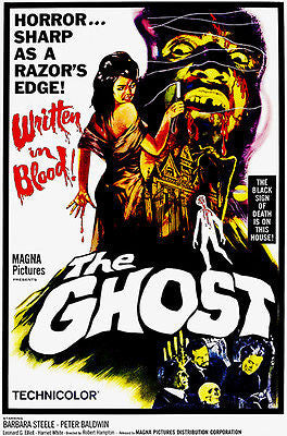 The Ghost - 1963 - Movie Poster