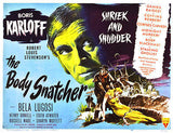 The Body Snatcher - 1945 - Movie Poster