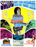 Mondo Mod - 1967 - Movie Poster