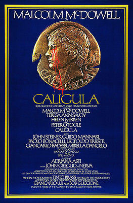 Caligula - 1979 - Movie Poster