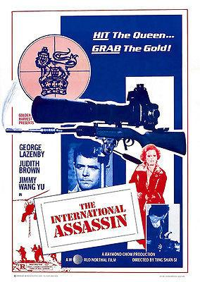 The International Assassin - 1976 - Movie Poster Mug