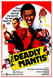 The Deadly Mantis - 1978 - Movie Poster