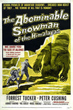 The Abominable Snowman of the Himalayas - 1957 - Movie Poster