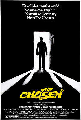 The Chosen - 1977 - Movie Poster
