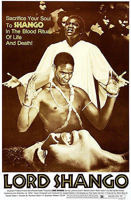 Lord Shango - 1975 - Movie Poster