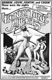 Honky Tonk Nights - 1978 - Movie Poster