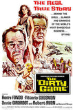 The Dirty Game - 1966 - Movie Poster