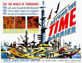Beyond The Time Barrier - 1960 - Movie Poster