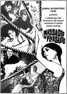 Massacre Of Pleasure - 1966 - Movie Poster Mug