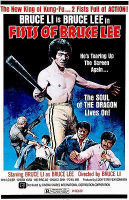 Fists of Bruce Lee - 1978 - Movie Poster
