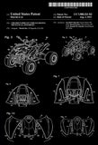2011 - Childrens Ride-on Vehicles - G. Sitarski - Patent Art Poster