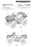 2013 - Polaris ATV - All Terrain Vehicle - J. D. Bennett - Patent Art Mug