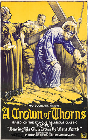 A Crown Of Thorns - 1923 - Movie Posters