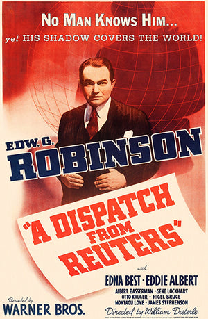 A Dispatch From Reuters - 1940 - Movie Poster