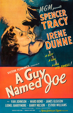 A Guy Named Joe - 1943 - Movie Poster