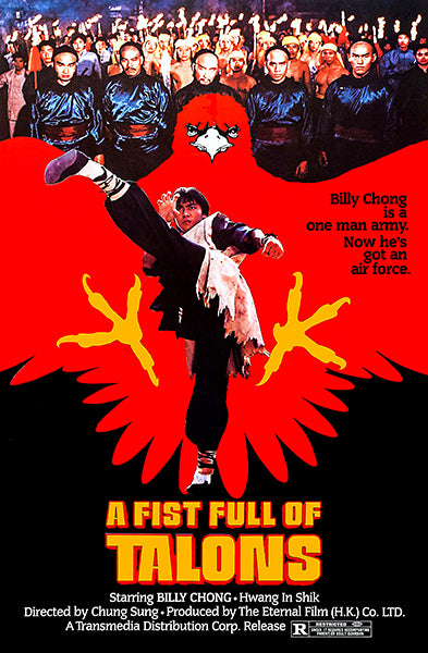 A Fist Full Of Talons - 1983 - Movie Poster
