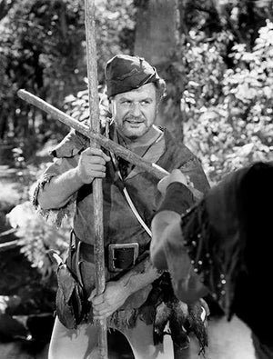 Alan Hale Sr - The Adventures of Robin Hood - Movie Still Mug