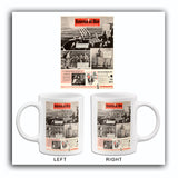 America At War - 1942 - World War II - Propaganda Mug