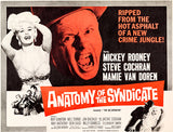 Anatomy Of The Syndicate - 1961 - Movie Poster