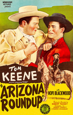 Arizona Roundup - 1942 - Movie Poster
