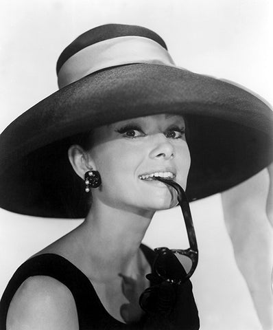 Audrey Hepburn - Breakfast At Tiffany's - Movie Still Poster