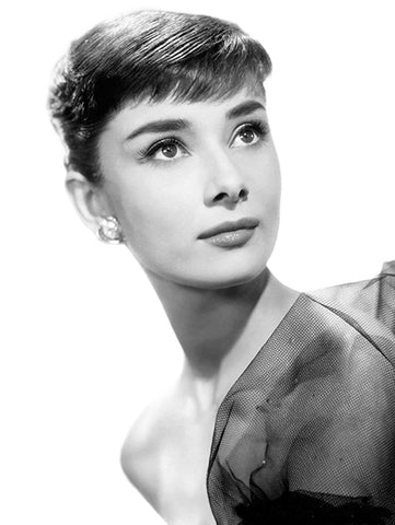 Audrey Hepburn - Funny Face - Movie Still Poster