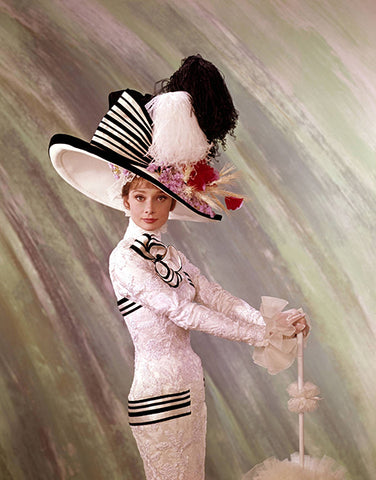 Audrey Hepburn - My Fair Lady - Movie Still Poster