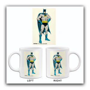 Batman - The Caped Crusader - 1966 - POP Art Mug