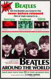Beatles Around The World - 1970 - Movie Poster