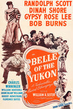 Belle Of The Yukon - 1953 - Movie Poster