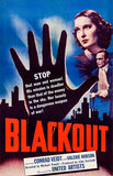 Blackout - 1940 - Movie Poster