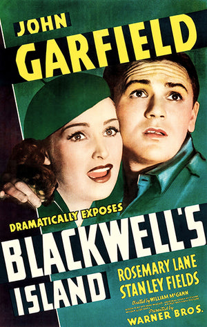 Blackwell's Island - 1939 - Movie Poster
