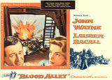 Blood Alley - 1955 - Movie Poster