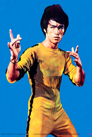 Bruce Lee - Game Of Death - 1978 - Movie Still Poster