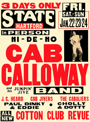 Cab Calloway Band - Cotton Club Revue - 1943 - Concert Magnet