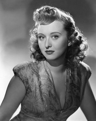 Celeste Holm - Movie Star Portrait Poster