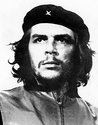 Che Guevara - Marxist Revolutionary - 1960 - Photo Portrait Poster