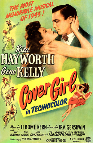 Cover Girl - 1944 - Movie Poster Magnet