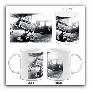 De Havilland DH-4 - World War I - 1918 - Photo Mug