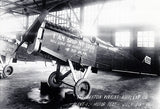 De Havilland DH-4 - World War I - 1918 - Photo Poster
