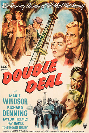 Double Deal - 1951 - Movie Poster