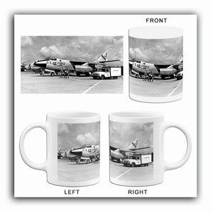 Douglas RB-66B Destroyer Air Recon - Viet Nam - 1965 - Photo Mug