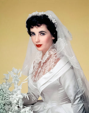 Elizabeth Taylor - Father Of The Bride - Movie Still Poster