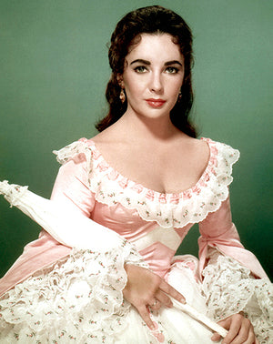 Elizabeth Taylor - Raintree County - Movie Still Poster